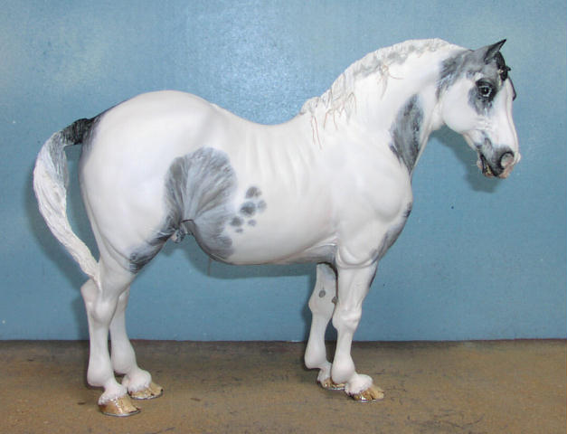 Worlds Ugliest Horse Wbp el crapola/the ugly horse